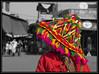 Water seller in Marrakesh (Ciao Anita!) Tags: friends man square uomo morocco marrakesh piazza plein marokko jemaaelfna selectivecolouring theperfectphotographer marrakechtensiftalhaouz venditoredacqua fotoworkshopnl waterverkoper