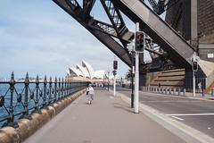 JA_20140212_0077.jpg (sadetutka) Tags: bridge traffic harbour steel sydney australia circularquay newsouthwales sydneyharbour sydneyharbourbridge archbridge thecoathanger