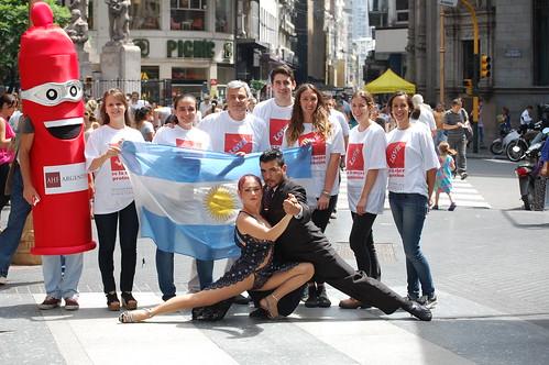Int'l Condom Day 2014: Argentina