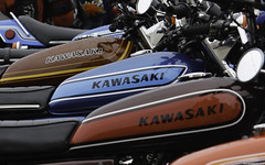 Kawasaki KH (Betapix) Tags: 2 man club port island nest erin stroke smoking 500 h1 h2 maker widow smokers 2008 isle smokin falcons kawasaki strokers triples iom tripple widowmaker kh500 kh750 kh400 wwwkawasakitriplesclubcouk
