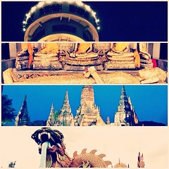 Trip 5 ทริปที่ราบลุ่มภาคกลาง สุพรรณบุรี-อ่างทอง-พระนครศรีอยุธยา เที่ยวชมพระนอนหงาย อันซีนอินไทยแลนด์ พิพิธภัณฑ์ลูกหลานแดนมังกร หอคอยบรรหาร-แจ่มใน พระพุทธรูปที่ใหญ่ที่สุดในประเทศไทยที่อ่างทอง ก่อนมาสำรวจแหล่งท่องเที่ยวในฝากตะวันตกของเกาะเมืองอยุธยา #สุพรรณ