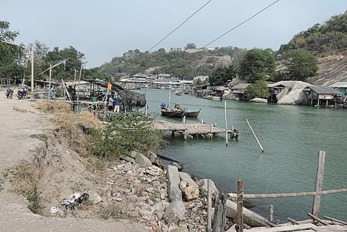 Vissershaven Khao Takiab
