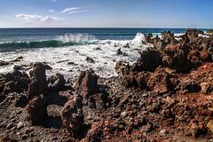 Seascape of Lanzarote, Canary Islands (pas le matin) Tags: island islands lanzarote canaryislands isla islas les islascanarias le 2896139413828716