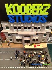 What is that doing in NYC? (Kooberz) Tags: brick dark lego legos batman knight minifig wallstreet bane epic brickfilm minifigure kooberz bricktube kooberzstudios youtubecomkooberz