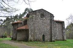 Iglesia de San Miguel de Breamo. (lumog37) Tags: church architecture arquitectura iglesia romanesque romnico