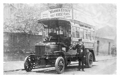 "LONDON OMNIBUS, STRAKER SQUIRE 1906 • <a style=""font-size:0.8em;"" href=""http://www.flickr.com/photos/54338837@N07/14268357625/"" target=""_blank"">View on Flickr</a>"