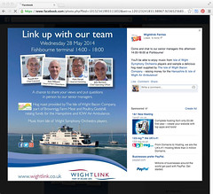 Wightlink team photos (s0ulsurfing) Tags: news promotion portraits island photography design image photos may staff vectis isleofwight wightlink isle wight facebook 2014 s0ulsurfing blatantselfpromotion jasonswain wwwjasonswaincouk