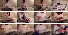 Finger Knitting (February 2014) (Adam.Wells) Tags: adam wool knitting finger performance wells comfort adamwells