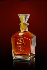 DonQ-Gran Anejo Rum (kindredphotos) Tags: vertical studio nikon 85mm spirits liquor booze rum seamless speedotron stopper donq d300 clolor portorico botttle kindredphotos