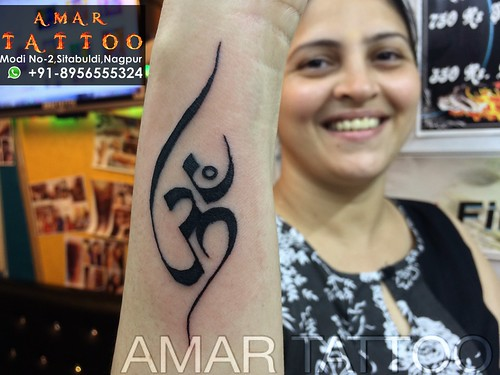 New Tattoo Work By Amar Its Very Good Quality Unique Art