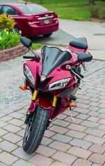 Yamaha R6 - Minolta X-370 - 35mm Film (abysal_guardian) Tags: film bike sport 35mm photo minolta scanner superia 400 motorcycle yamaha epson v600 perfection 2007 r6 xtra fujicolor x370