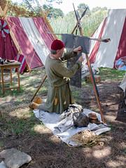 HUT_3448 (Kevin MG) Tags: ca irish usa losangeles costume longbeach faire celtic period chainmail bigirishfaire