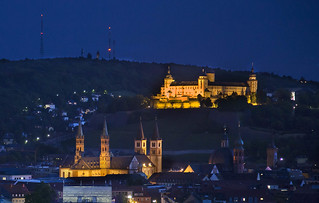 Würzburg at Night...