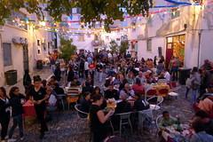 festas de lisboa (valeriadalua) Tags: street decorations party people portugal lisboa lisbon grilled festas sardines stanthony arraial sardinhas santoantnio festasjuninas santoantniodelisboa festasdelisboa