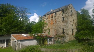 The Old Corn Mill.