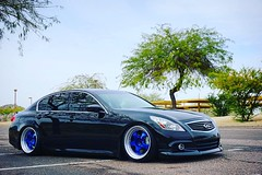"WORK Meister S13P TV2 Finish on G37 Sedan • <a style=""font-size:0.8em;"" href=""http://www.flickr.com/photos/64399356@N08/32257298263/"" target=""_blank"">View on Flickr</a>"