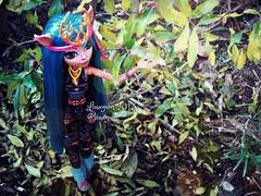 (Linayum) Tags: isidawndancer mh monster monsterhigh mattel doll dolls muñeca muñecas toys juguetes nature linayum