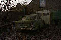 DSC_2070 (Foto-Runner) Tags: opel rekord urbex car decay abandonné épave ancêtres