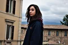 Dark girl (Fede 221B) Tags: wild weird real reality town trip strange staywild street italy italia stay strong mypic byme mytown myfriend fun cute lunatic pic photography photo ph canon dark nature day darkness follow friends fotografia foto friend shadows life lovely lonely pretty cool colour colorful color cloud city clouds cloudy days crazy mad magic make moody magical streetpeople chilena fromchile classmate girl place