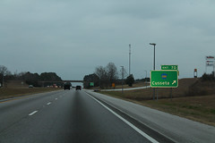 I-85 North: Exit 70 - CR 388
