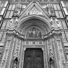 The Duomo, Piazza di San Giovanni, Florence (woody lauland) Tags: lorence firenze italy italia florentine italian architecture