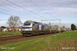 HLD Europorte 4001 Melsele 10.3.2017