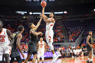 Clemson vs Oakland (NIT 1st Rd) Photos