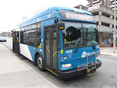 Mississagua Transit 1018 (TheTransitCamera) Tags: city ontario public transport transit orion ng vii mississagua miway miw1018