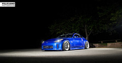 350z (Anthony Feliciano) Tags: night honda nissan low class bbs acura integra dropped 350z b18 jdm strobe stance camber scrape dumped welldone ccw oem vtec fitted b16 fitment lowasfuck