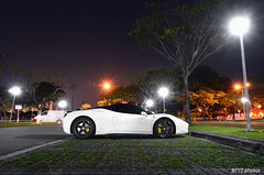 Four Fifty Eight. (Btyz Photos) Tags: cars singapore italia ferrari adv supercars 458
