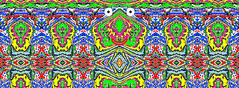 May 21 (joybidge (back from vacation)) Tags: canada art colourful exciting kaleidoscopic detailed alteredimage fractallike veganartist naturepatternscanada philscomputerart magicalgeometry
