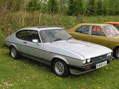 Ford (151) (peter_b2008) Tags: ford capri injection classiccars 28i