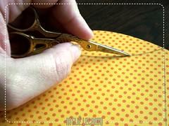 Caixa Almofada - Pillow Box (Ateli Lecanto) Tags: orchid flower paper box artesanato craft pillow caixa mold papel template almofada molde orqudea embalagens