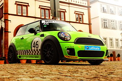auto possum green love car race speed canon germany lens 50mm photo automobile flickr power cathedral random small fast mini s racing f16 photograph cooper april tuner melon making spotting racer tuned photogrpahy 2013 650d worldcars wetlar