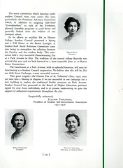 Student Council Report (Page 2/2) (Hunter College Archives) Tags: students club 1936 photography politics yearbook clubs government hunter activities studentgovernment studentcouncil huntercollege studentorganizations organizations studentpolitics studentactivities studentclubs wistarion studentlifestyles thewistarion