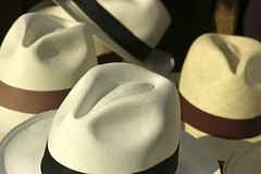 Panams (Joe Lomas) Tags: leica france four cuatro hats m8 panama francia paisbasque sombreros aquitaine aquitania paisvascofrances photostakenwithaleica leicaphoto