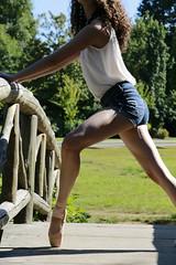 _MG_0110 (Caleighkats) Tags: park bridge summer ballet lake vancouver swan ballerina swans stanley pointe miaka enpointe arebesque neroshrimp