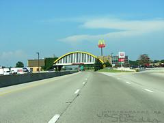 World's Largest McDonald's, Vinita, OK (-1badgmc-) Tags: oklahoma route66 mcdonalds worldslargest vinita i44 us66 interstate44