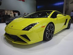 Lamborghini Gallardo 5.2 '14 (Falcon_33) Tags: street paris cars italia wheels engine autoshow ferrari salon gt lamborghini luxury supercar v8 v10 65 52 gallardo v12 exaust technica prestige superleggera sportcars dohc mondialdeparis aventador edizion iamthespeedhunter