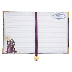Rapunzel Fairytale Journal - US Disney Store Product Image #2 - Inside Pages (drj1828) Tags: us release journal rapunzel disneystore tangled 2013 productimage productinformation disneyfairytaledesignercollection