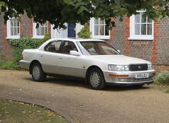 1992 Lexus LS400 (Spottedlaurel) Tags: lexus ls400 lexusls400