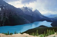 Peyto Lake, Banff National Park, Canada (e.w. cordon) Tags: canada canadianrockies banff alberta travel worldtravel ewcordon