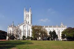 India - West Bengal - Kolkata - St. Paul's Cathedral - 2 (asienman) Tags: india kolkata calcutta westbengal asienmanphotography
