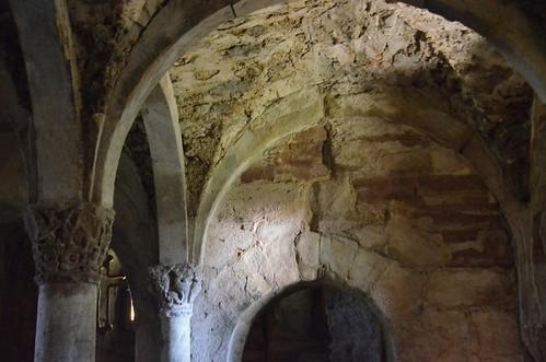 Memleben (Saxe-Anhalt), crypte de l'abbatiale - 10