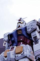 Gundam (Denis !) Tags: tokyo odaiba gundam