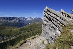 Col de Balme (Ytierny) Tags: france montagne alpes altitude sentier barrage rocher montblanc alpinisme massif coldebalme randonne hautesavoie emosson refugealberti ytierny