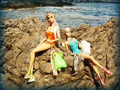 Vanessa Miami Glow and Agnes Force Of Nature (al'exito) Tags: vanessa nature glow force miami agnes mallorca canyamel of