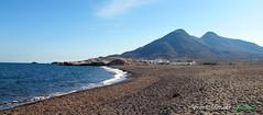 Los Escullos (Njar, Almera) (fran_beni) Tags: parque naturaleza beach nature de los cabo natural playa natura gata almera paraso panormica escullos njar