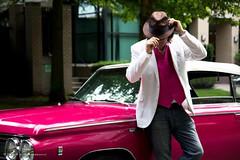1963 (Pennan_Brae) Tags: pink buick convertible skylark 1963