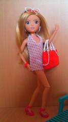 Brianna got new Hair! (Just a Nobody) Tags: toys model doll supermodel rip super off devon liv brianna simba clone girlz fashiondoll copy moxie knock fritzi juls bratz reroot teenz